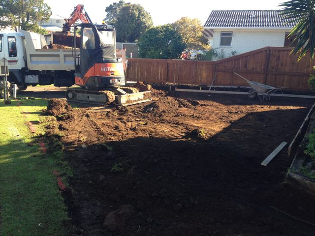 Concrete laying in Auckland