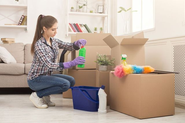 Move out Cleaning Service in Chicago - Moving in Home ...
