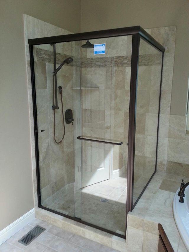 Shower Door Install Olathe Ks Petty Products Inc