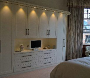 Fitted Bedrooms Glasgow Intended Builtin And Fitted Furniture Fitted Bedrooms Furniture Manufacturers Designers Macdonald Bedrooms