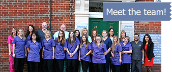Harbour Dental Practice Sandbach, Cheshire.