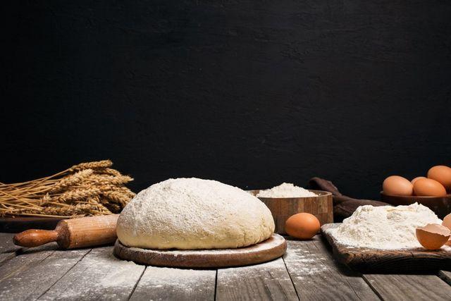 farina uova e grano