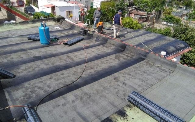 Impermeabilizzazioni  del tetto