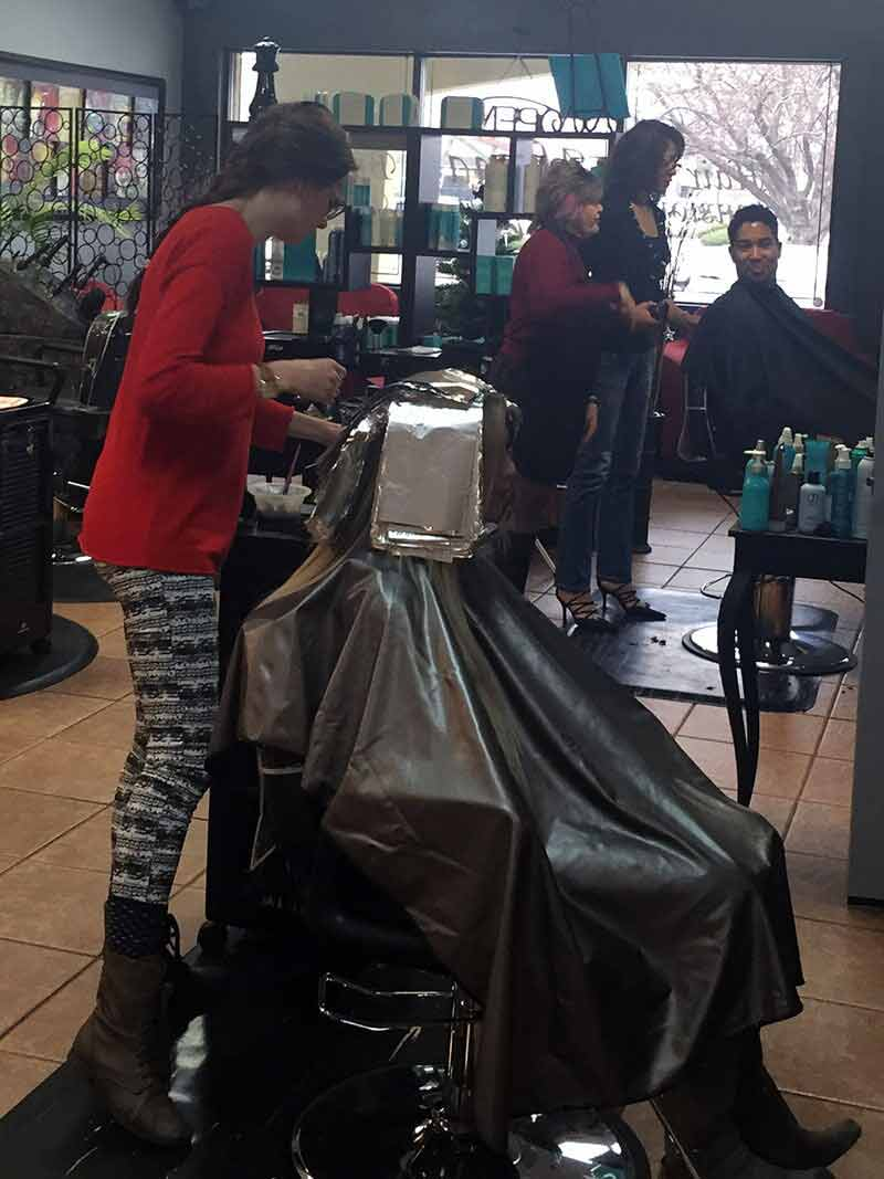 Salon Services Colorado Springs Co Abana Salon