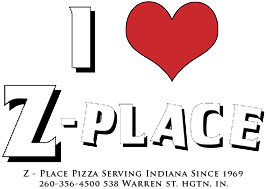 Z-Place Pizza - Restaurant | Huntington, IN