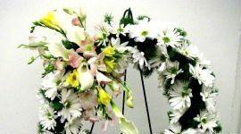 addobbi floreali per defunti