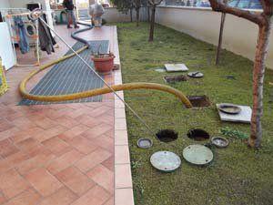 tecniche antispurgo in giardino