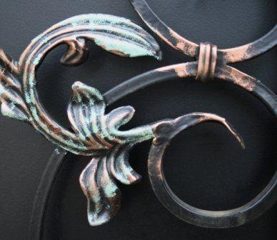 lavorazioni di ferro battuto, taglio dei metalli, cancellate
