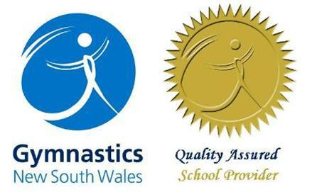 gymnastics new south wales logo