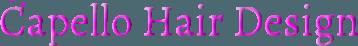 Capello Hair Design company logo