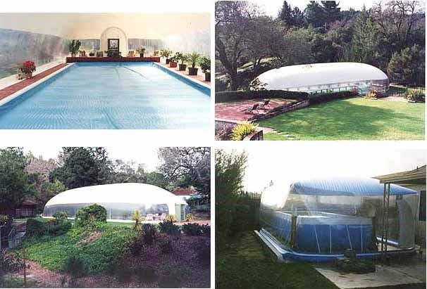 Air Supported Pool Domes Vinyl Pool Systems