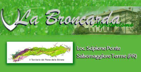 AGRITURISMO LA BRONCARDA - logo