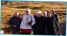 Elderly people - Craigmillar, Edinburgh - Caring In Craigmillar - taking care