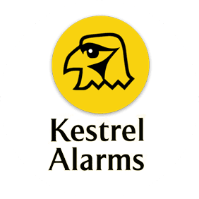 Kestrel Alarms logo