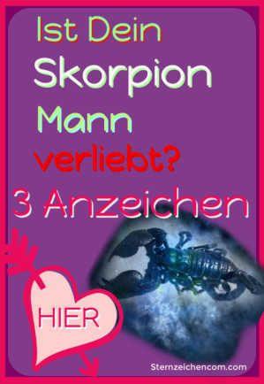 Sternzeichen skorpion mann und waage frau