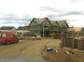 Scaffolding contractors - Fraserburgh, Aberdeenshire - George Moir Scaffolding - Scaffolding2