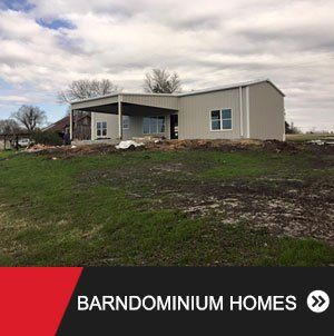 barndominium homes Bryan, TX
