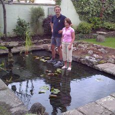Pond installations