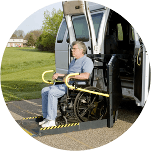 taxis for disabled
