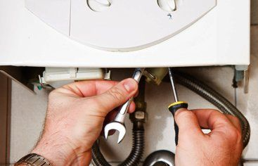 Boiler repairs, servicing and installations