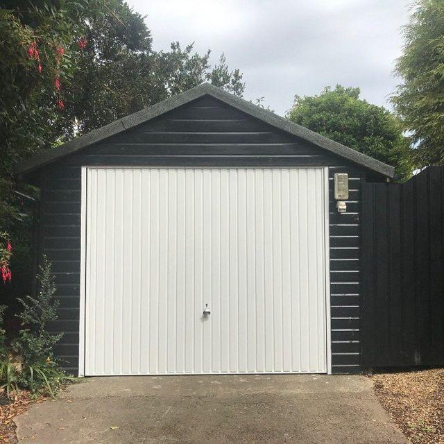 New Garage Doors In Exeter From Paramount Garage Doors