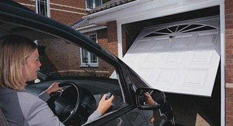 automatic garage door