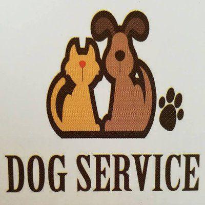 DOG SERVICE logo