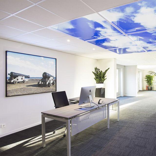 Modern office refurb