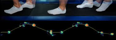 calzini bianchi sui piedi
