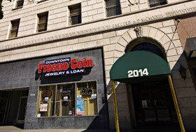 Gold, Silver & Platinum Dealers - Fresno Coin Gallery