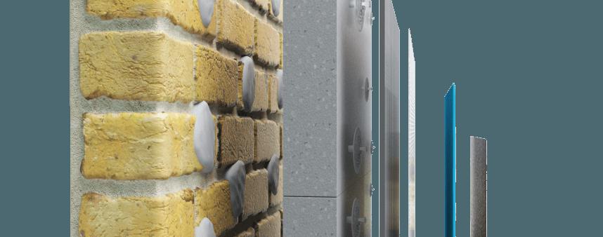 External wall insulation products | Apex Insulation Supplies Ltd