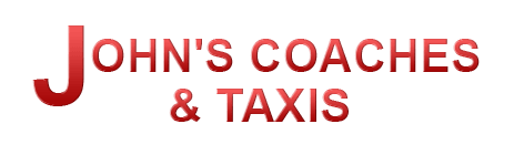 John's Taxis logo