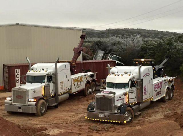 Roadside Assistance  Sweetwater & Abilene, TX  O'Bar Wrecker Service