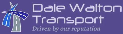 Dale Walton Transport company logo