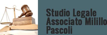 Studio Legale Associato Milillo Pascoli -LOGO