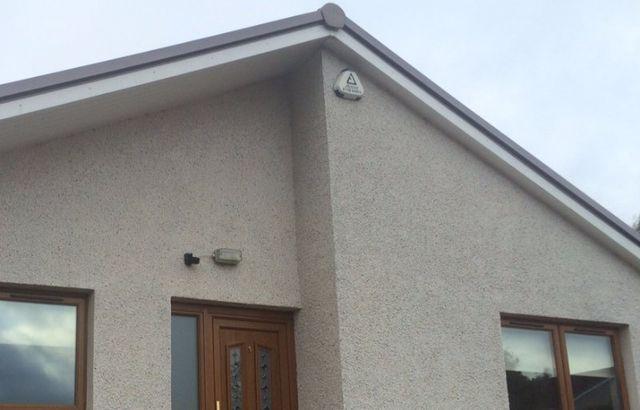 roof shape top house