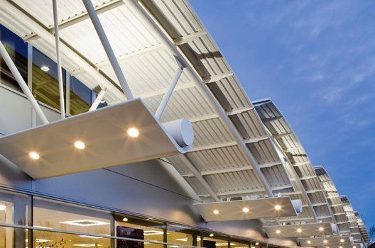 Commercial Roof Lighting From Local Roofing And Cladding