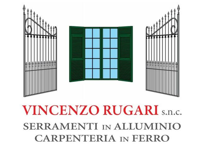 logo rugari vincenzo