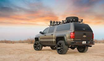 Camper Shells   West Coast   Custom Truck