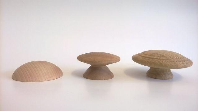 pomelli in legno