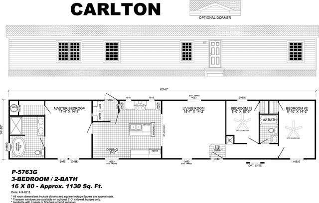 Rainbow homes augusta ga single wide manufactured homes for 1 bed 1 bath mobile home