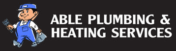 Able Plumbing & Heating Services logo