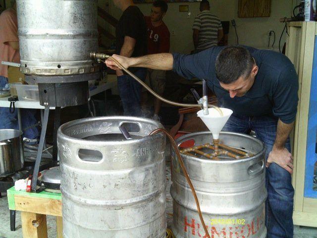 Home Beer Brewing Kit Jacksonville & New Bern, NC