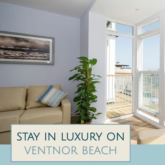 Seaside Apartments, Ventnor. IOW