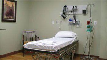 patient treatment room