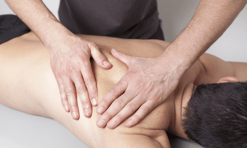 Professional physiotherapy services