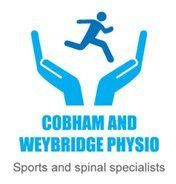 Cobham and Weybridge Physio logo