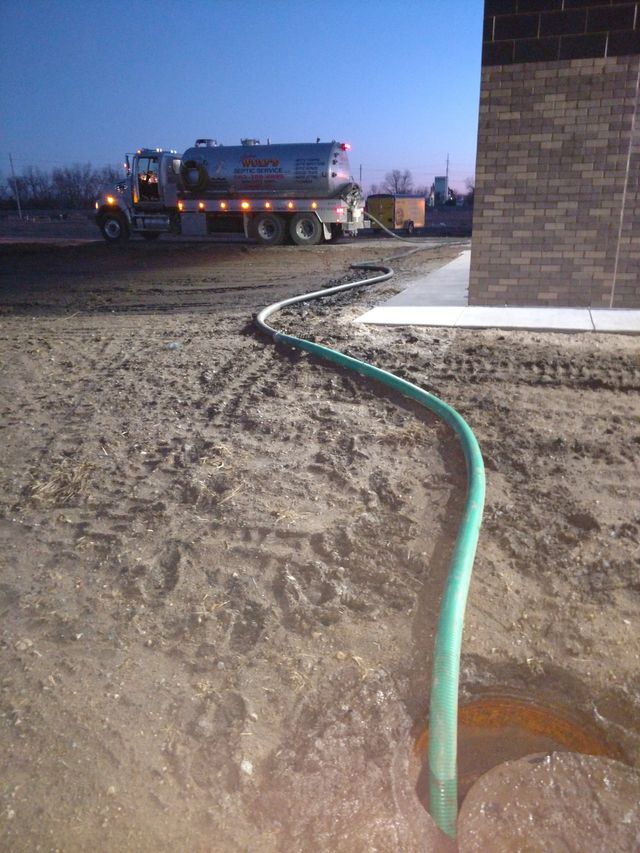 Septic Tank Pumping/Cleaning | Quad Cities Area | John Wulf's Septic