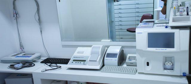 macchine in farmacia