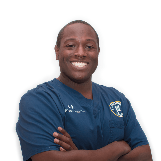 CJ Burwell - Dental Assistant at Smile Savers Dentistry in Columbia MD